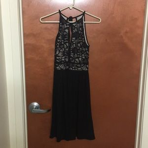 Formal mini dress size 6